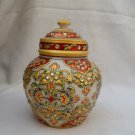 Marble pot vase jewelry pot of marble stone for Home Décor and Gift