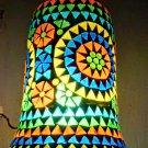 DECORATIVE LAMP/ Ceramic and glass Lamp/ Hanging lamp/ Ceiling Lamp/ Festival/ Christmas Lamp. #1