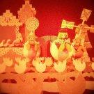 Disneyland 35mm CHILDREN OF HOLLAND Souvenir Slide PANA-VUE (Vintage) VP542