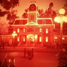 Disneyland 35mm CITY HALL Souvenir Slide PANA-VUE (Vintage) VP21A2