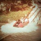 Disneyland 35mm BOBSLED SPEEDS TO LAKE Souvenir Slide PANA-VUE (Vintage) VP60A2