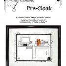 Calico Crossroads PRE-SOAK Kats By Kelly Cross-Stitch Pattern