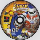 CUBIX Robots For Everyone Race N Robots - Playstation 1 (PS1) ** Disc ONLY!!! **