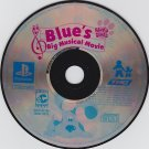 BLUE'S BIG MUSICAL MOVIE - Playstation 1 (PS1) ** Disc ONLY!!! **