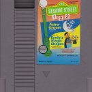 SESAME STREET 123 - Nintendo (NES) ** Cartridge ONLY!!! **