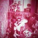 Knott's Berry Farm 35mm CALICO SALOON Souvenir Slide PANA-VUE (Vintage) S1204 Knotts