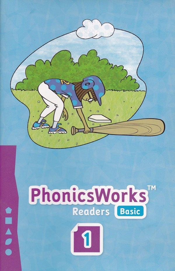 PhonicsWorks Basic Readers #1 (PB) K12