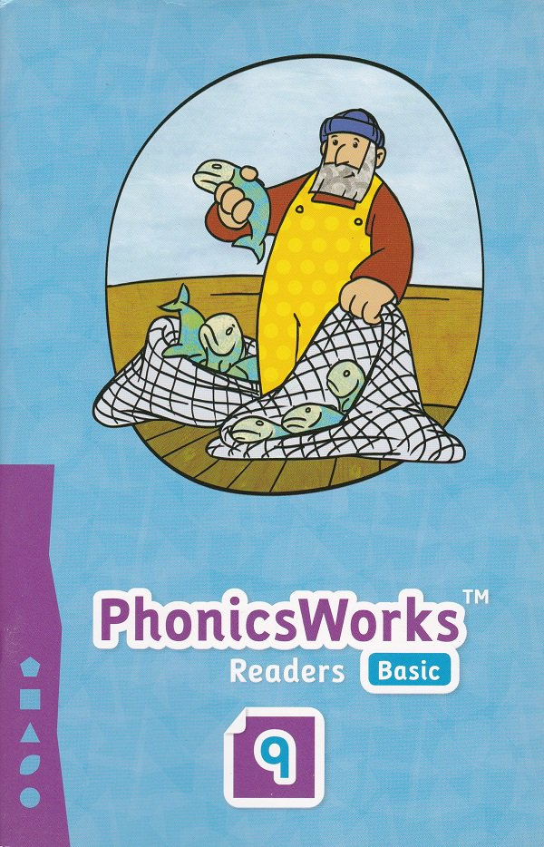 PhonicsWorks Basic Readers #9 (PB) K12