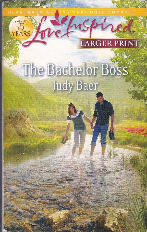 Judy Baer THE BACHELOR BOSS - PB Larger Print (Acceptable/Readers)