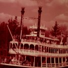 "Disneyland 35mm ""MARK TWAIN"" Souvenir Slide PANA-VUE (Vintage) VP40A5"