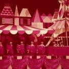 Disneyland 35mm CHILDREN OF FRANCE Souvenir Slide PANA-VUE (Vintage) VP533