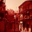 Disneyland 35mm CHARM OF OLD NEW ORLEANS Souvenir Slide PANA-VUE (Vintage) VP701