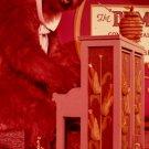 "Disneyland 35mm GOMER ""HONKY TONK"" PIANO Souvenir Slide PANA-VUE (Vintage) VP752"