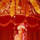 Disneyland 35mm SWINGING TEDDI BARRA Souvenir Slide PANA-VUE (Vintage) VP755