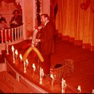 Disneyland 35mm GOLDEN HORSESHOE REVUE Souvenir Slide (1972) 0667