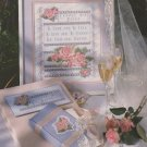 TO HAVE AND TO HOLD Wedding Sampler Cross-Stitch Single Pattern ONLY FREE SHIPPING