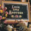 LOVE ONE ANOTHER Sampler Cross-Stitch Single Pattern ONLY FREE SHIPPING