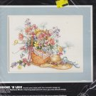 Dimensions RIBBONS 'N LACE 3670 Cross-Stitch Complete KIT Design by Barbara Mock FREE SHIPPING