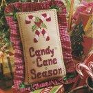 CANDY CANE SEASON Cross-Stitch Single Pattern ONLY Christmas Holiday FREE SHIPPING