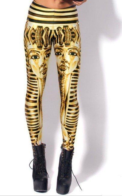 King Tut Egyptian leggings