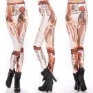 Ladies Egyptian pharaoh leggings