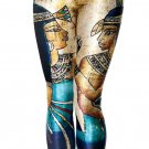 Egyptian pharaoh king leggings