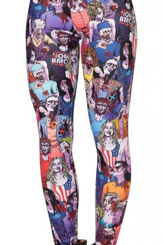 Ladies Zombie walker leggings