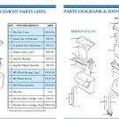 MARINELAND PENGUIN BIO-WHEEL PF99/110/125/160/170/300/330 REPLACEMENT PARTS NEW