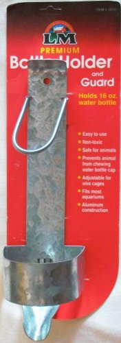 L/M OASIS 4oz. 8oz. 16oz. BOTTLE HOLDER & GUARD + V.I.P. SMALL WATER TUBE NEW