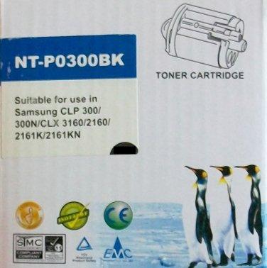 SAMSUNG CLP-300-300N CLX-2160-2160N-2161K-2161NK YELLOW TONER CARTRIDGE NEW