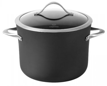 Calphalon Contemporary Nonstick 8 Qt. Stock Pot with Lid New