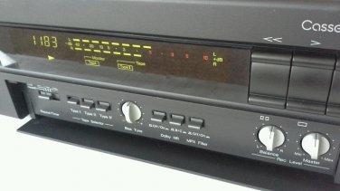 Nakamichi Deck 1.5 Hi End Three Head Cassette Deck Recorder