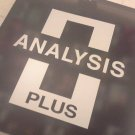 Analysis Plus Black Digital Cable with RCA 1m 3 feet