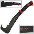 Zombie Killer Red Bill Hook Machete