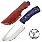 Hunt For Life Grand Mesa Skinning Knife