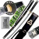 Kill Bill Replica by Musha - Full Tang BRIDE Handmade Sword