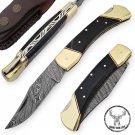 Hunt For Life™ Blackmouth Lockback Knife