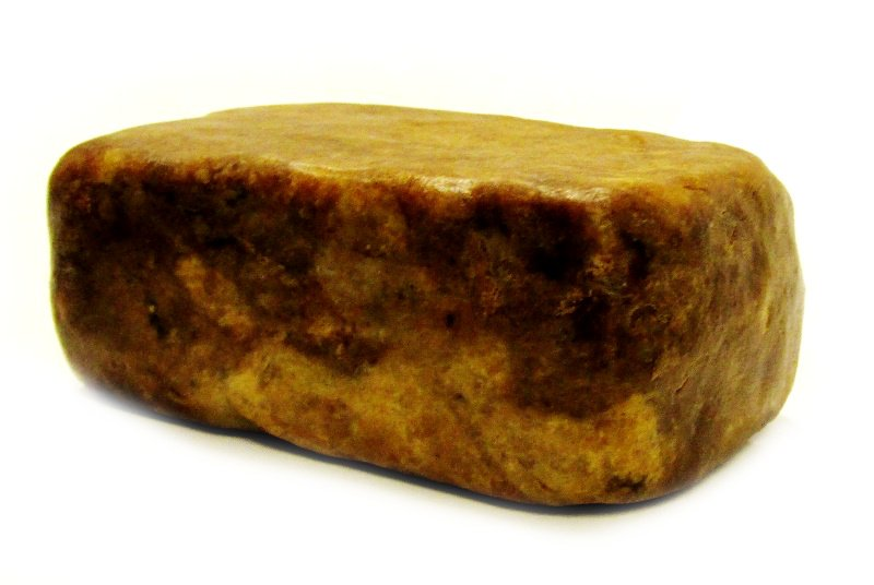 African Black Soap Bar - All Natural Handcrafted 7 oz