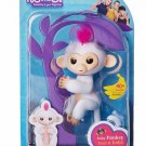 Authentic Interactive Fingerlings Baby Monkey Sophie from WowWee