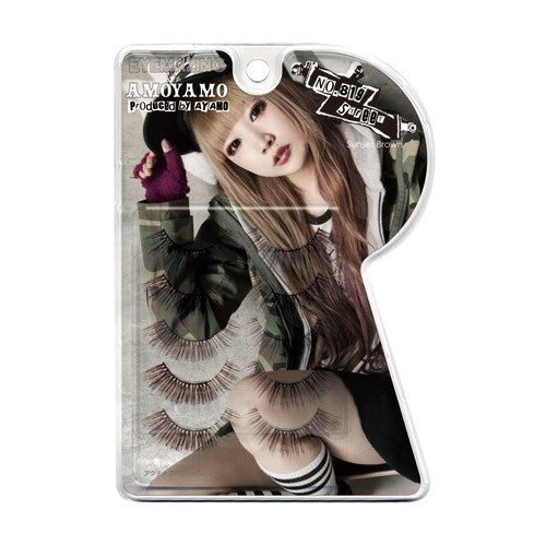 Eyemazing Amoyamo False Eyelashes NO.819 Street 5 Pairs- OUTLET