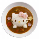 Hello Kitty Deco Curry Rice Mold