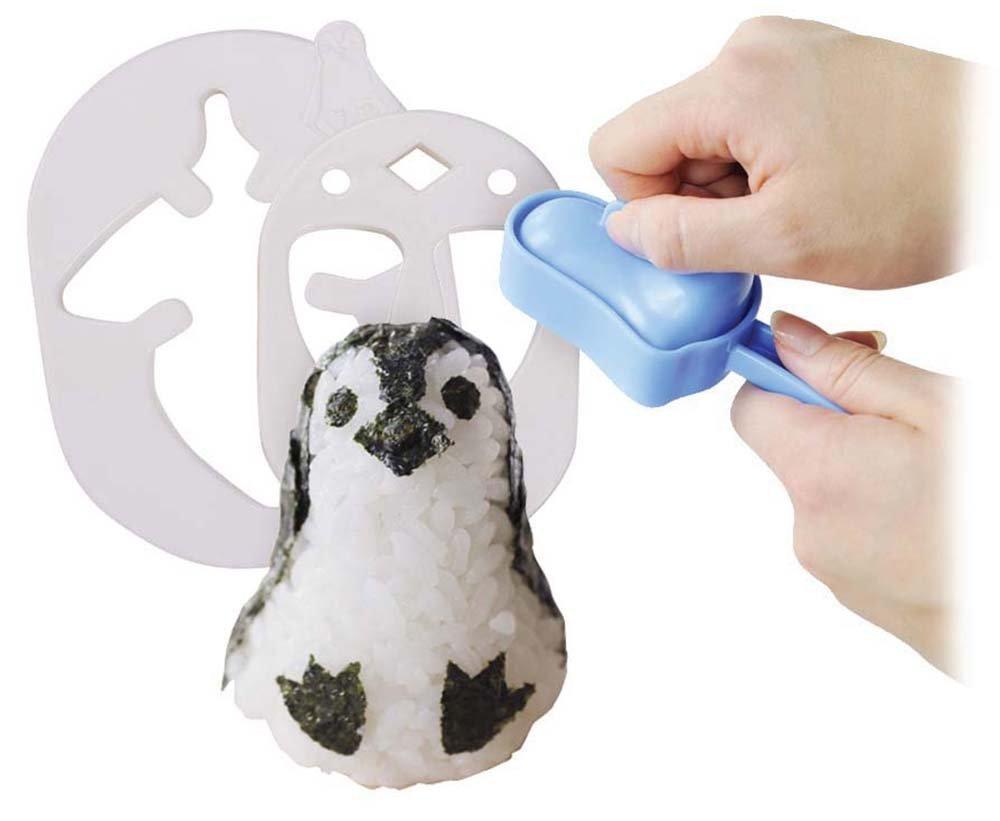 Penguin Rice Ball - Oniguiri Mold Set
