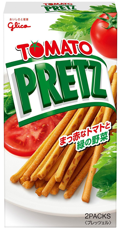Pretz By Glico Tomato Flavour