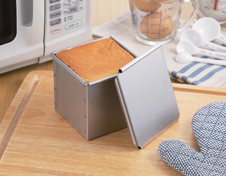 Bread Mold Square Type - 1700 ml  Loaf Moud - Made in Japan