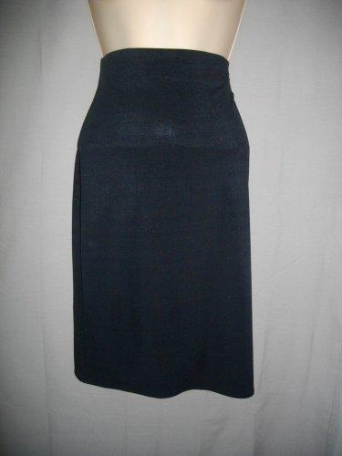 Jeanette Kastenberg Bergdorf Goodman Small S Black Career Skirt