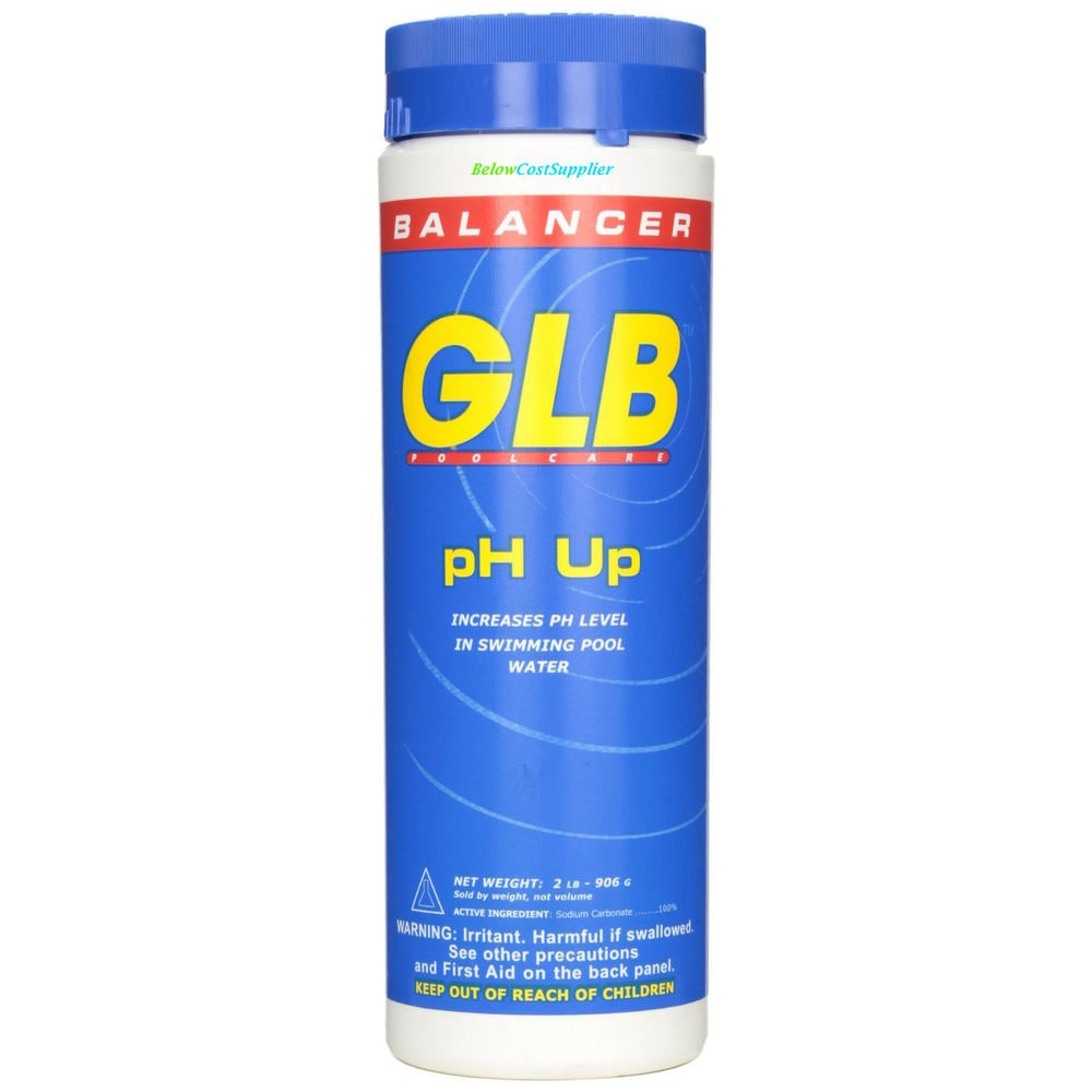 Glb 71244 Ph Up 2lb Pool Water Balancer Increases Ph Level