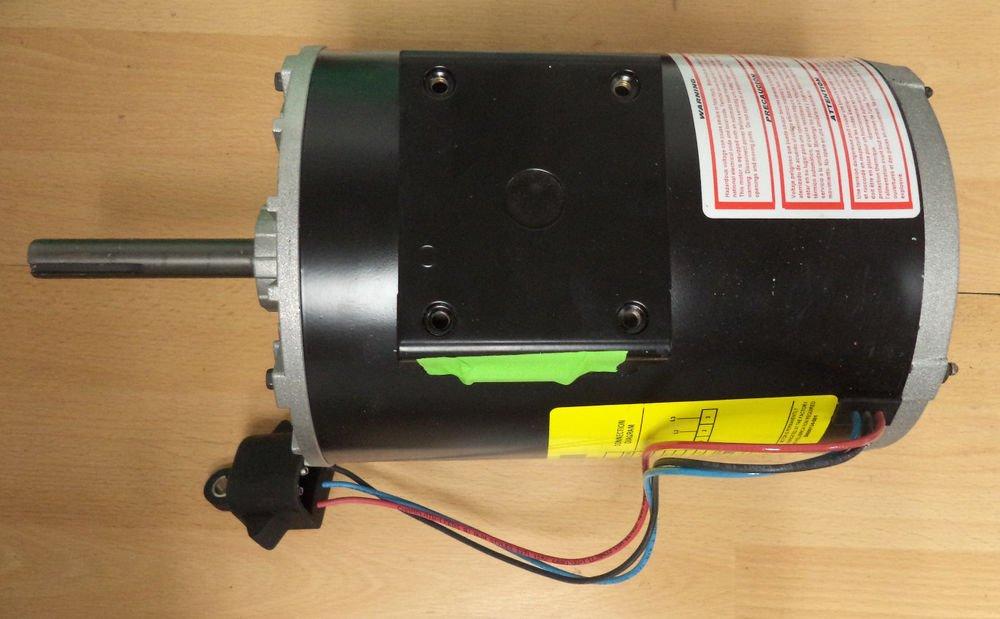 Trane mot12628 1 1 2 horsepower motor 460v 1140 rpm 60hz 2 for 2 hp motor current