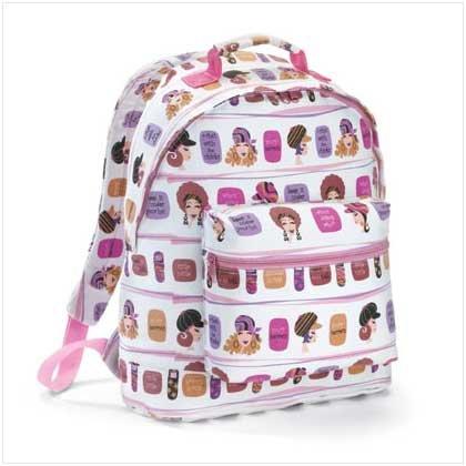 Saucy Secrets Backpack