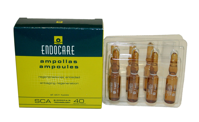 Endocare Intensive Repair Serum Ampoules 7 X 1ml