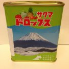 Sakuma's Mount Fuji Fruity Candy 3 tins (Taiwan Import)